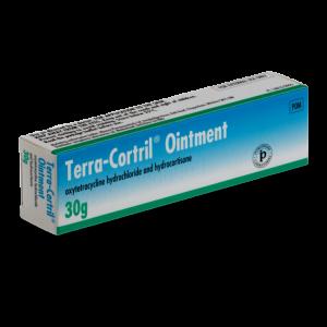 Terra-Cortril sans ordonnance