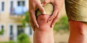 mal au genou suite à arthrose
