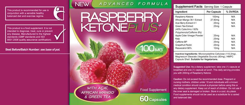 raspberry ketone plus compo