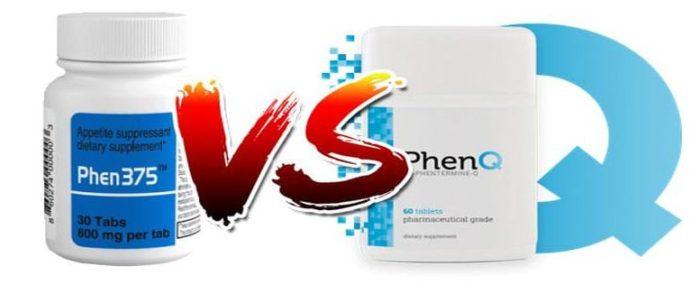 Phen375 vs PhenQ : lequl choisir ?