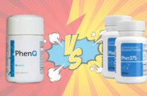 PhenQ ou Phen375: quelle pilule minceur choisir pour perdre du poids?